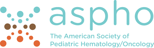 The American Society of Pediatric Hematology/Oncology logo.